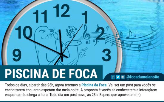 Piscina da Foca/Reprodução Facebook