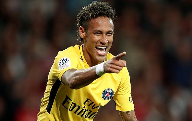 O que você faria com dinheiro do Neymar?