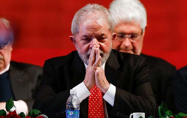 Lula vira réu pela sexta vez