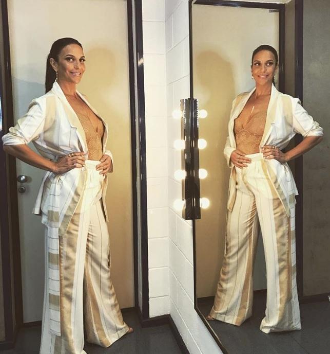 Ivete Sangalo será mãe de gêmeos